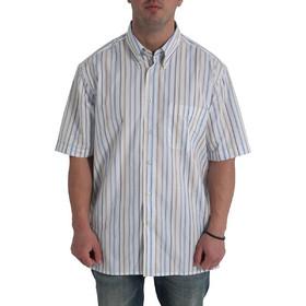 e682c4535ee9 πουκαμισα κοντομανικα μπλε - Ανδρικά Πουκάμισα