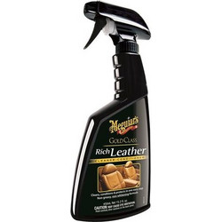 Meguiar's Rich Leather Gold Class