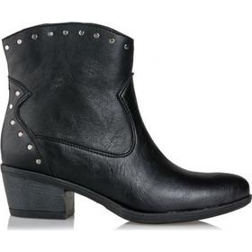 Mairiboo by Envie Shoes Γυναικεία Mποτάκια M03-08300-34 Μαύρο NEVADA 48982 1d4d803d89c