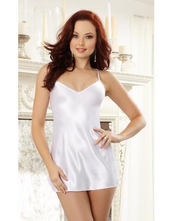 Νυφικό σετ νυχτικό με ρόμπα Bride Dreamgirl 41584022f73