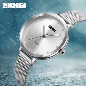 Ρολόι χειρός γυναικείο SKMEI 1291 SILVER 5b167f91f10