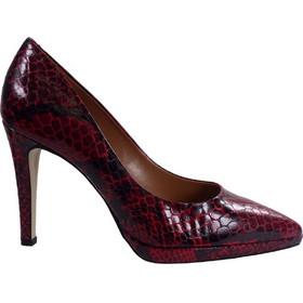 Fardoulis Shoes Γυναικεία Παπούτσια Γόβες 2501 Κόκκινο Φίδι fardoulis shoes  2501 kokkino fidi 2c4f50fb925