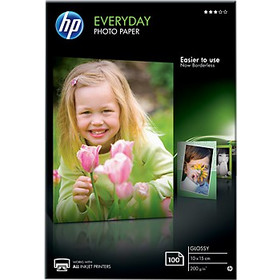 HP Everyday Glossy (10x15cm) 200g 100 sheets CR757A