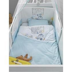 7d3e48bdc27 Palamaiki Σετ Προίκα Μωρού Bebe 5τμχ Baby Comfort In A Box TRAVELBEAR