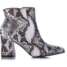 παπουτσια μποτακια - Γυναικεία Μποτάκια με Τακούνι Tsoukalas Shoes ... 13beca5c120