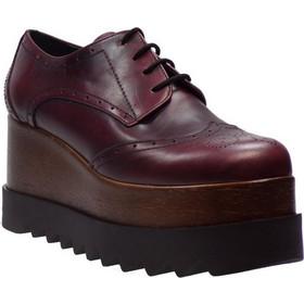 Moods Oxford Παπούτσια Γυναικεία 2337 Μπορντώ 34122 a5e96ef123b