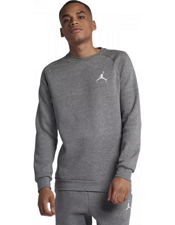 Nike Jordan Jumpman Air Fleece Crew 940170-091 3e8e1923efe
