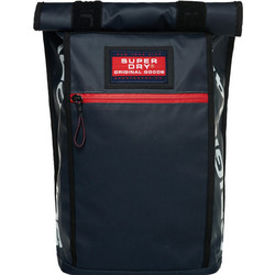 SUPERDRY  ROLLMAN  ΑΝΔΡΙΚΗ BACKPACK M91003GR-11S ... e36d5663fad