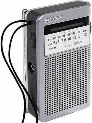 Sony ICF-S22