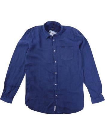 μπλε πουκαμισο - Ανδρικά Πουκάμισα Pepe Jeans  2936b6e9f48