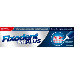 FIXODENT PRO PLUS FOOD SEAL 40gr