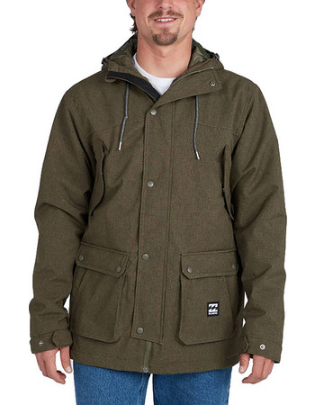 Billabong Alves 10K Jacket - Ανδρικό Παρκά L1JK21-1288 06796f4aaaa