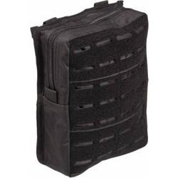 Mil-Tec Belt Pouch Large Laser Cut - Black 15938b77c2b