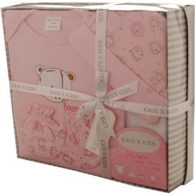 a986422bead Βρεφικό σετ δώρου 4τμχ για κορίτσι,Αγγλικής προέλευσης , σε κουτί (GP-3302
