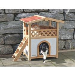 8fafdc6a9575 Σπίτι Γάτας Tylon Alpin 88x57x77 εκ
