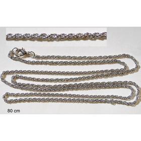 Αλυσίδα για Κοσμήματα 80cm YEN10 21 80SL 8b7cb816220