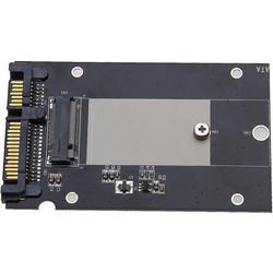 3e7f006e0f1 M2 SATA (NGFF) B Key SSD to 2.5 SATA Adapter Card (Oem)