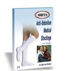 JOHN S - Κάλτσες Αντιεμβολικές Κάτω Γόνατος 18-24 mmHg για Άντρες    Γυναίκες (Ref d40b009fe5d