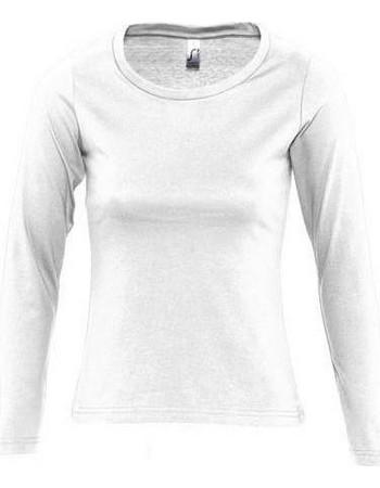 Sol s Majestic - 11425 Γυναικειο μακρυμάνικο t-shirt Jersey 150 γρ. - 100% 1886620a117