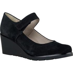 8de5e053831 Γυναικείες Δερμάτινες Πλατφόρμες με Μπαρέτα από την Envie Shoes Κωδ.  E02-06270-34