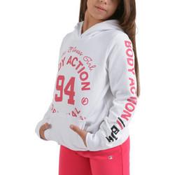 Body Action Girls Basic Hoodie - Παιδικό Φούτερ Για Κορίτσια 062801 7613641ba5b