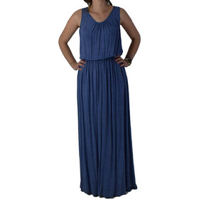 f4193621244b Φόρεμα Maxi Toi Moi 50-2380-16 Μπλε toimoi 50-2380-16 mple. Toi   Moi