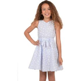76ab89d8f14 Mini Molly παιδικό φόρεμα με κέντημα Daisy - S19MM-MMT831 - Γαλάζιο