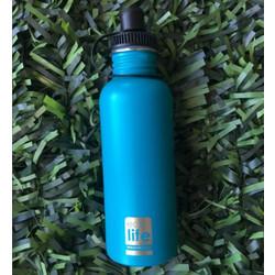 Παγούρι ανοξείδωτο Aqua 600ml 33-BO-1012 Ecolife 4a0613773d8