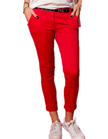 κοκκινο - Γυναικεία Παντελόνια  188cedfb8eb