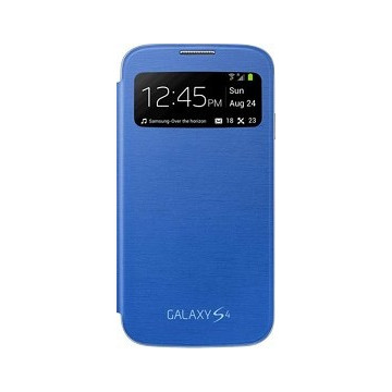 Samsung S-View Cover Blue (Galaxy S4)