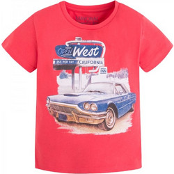 Παιδική Μπλούζα Mayoral 3029 Κοραλί Αγόρι 63f4c51978e