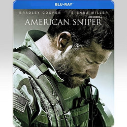 AMERICAN SNIPER - ΕΛΕΥΘΕΡΟΣ ΣΚΟΠΕΥΤΗΣ Limited Collector's Edition FuturePak (BLU-RAY) - TANWEER ALLIANCES