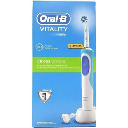 Oral-B Vitality Plus Cross Action + 2 Κεφαλές Cross Action