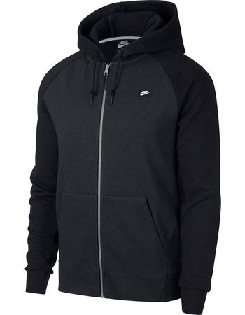 Nike Sportswear Optic Full-Zip Hoodie 928475-010 6130b4c40f2