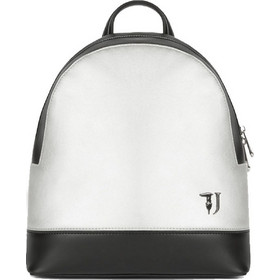 c46678d284 T-EASY CITY BACKPACK MD ECOLEATHER METAL ΤΣΑΝΤΑ ΓΥΝΑΙΚΕΙΑ TRUSSA  75B00665-9Y099997-M630