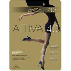 Καλσόν Omsa Attiva 40 den (269) Καφέ Σκούρο Marrone 8308583230176 9c5eb00d8c5