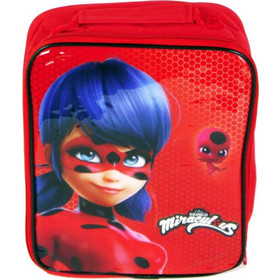 b8a02a9b4b Miraculous Ladybug 1225VHV-6668 Insulated Cooler Lunch Bag
