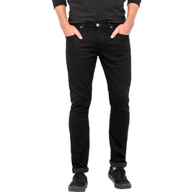 aa577d1736 Lee Luke Slim Tapered ανδρικό παντελόνι τζην Clean Black - L719HFAE - Μαύρο