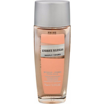 Enrique Iglesias Deeply Yours For Woman Deodorant 75ml
