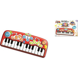 3d525366723 MG toys MG BEAT BOP STEP TO PLAY JUMBO PIANO (410100)
