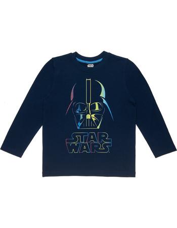 db19879b95ff Alouette παιδικό μακρυμάνικη μπλούζα με print Star Wars Darth Vader (6-14  ετών)