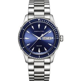 Hamilton Jazzmaster Seaview Stainless Steel Bracelet H37551141 1cde397c27f