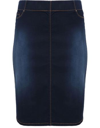 φουστα τζιν - Γυναικείες Φούστες  1e149f7604e