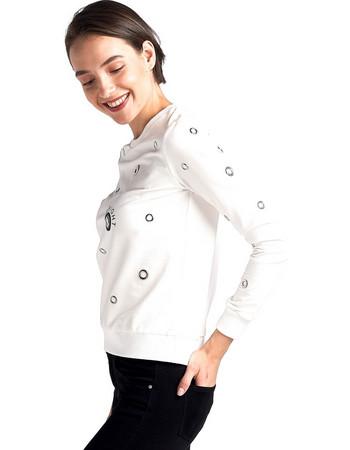 λευκες φουτερ - Γυναικείες Μπλούζες Φούτερ (Σελίδα 3)  f7e0194561c