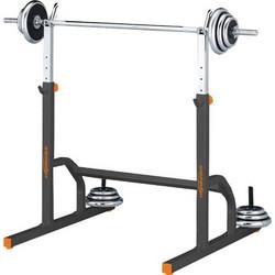 Πάγκος Εκγύμνασης κοιλιακών Όργανο Γυμναστικής για Squats και Βάρη έως  150kg 5a8d2c66285