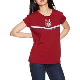 b850b197450b Emporio Armani Γυναικείο Μπλουζάκι Eagle Loungewear T-Shirt Κόκκινο