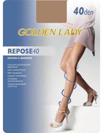GOLDEN LADY ΕΛΑΣΤΙΚΟ ΚΑΛΣΟΝ REPOSE 40DEN DAINO 236G-DAINO 3bc55e347f1