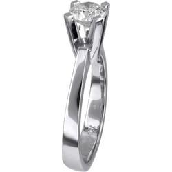Λευκόχρυσο μονόπετρο με διαμάντι Κ18 024731 024731 Χρυσός 18 Καράτια aa7d6f053d2