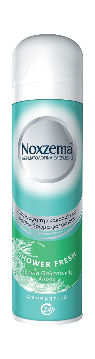 Noxzema Shower Fresh Spray 150ml
