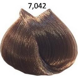 L Oreal Professionnel Majirel 7.042 Ξανθό Φυσικό Χάλκινο Ιριζέ 50ml d8641e632a3